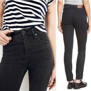 Madewell | Skinny Skinny Ankle High Riser Jean